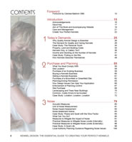 Click for Contents List