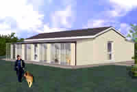 Kennel Design Elevation