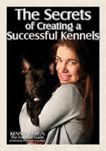 FREE eBOOK on creating a successful kennels today